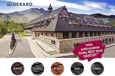 Promotie tigla Gerard markline roofs