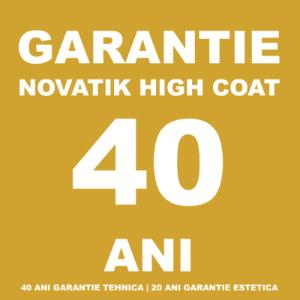 garantie tigla metalica novatik 40 ani